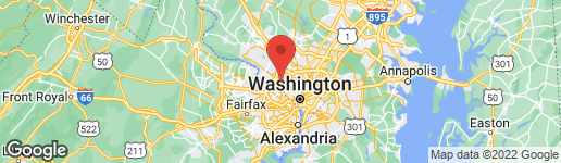 Map of 6609 PYLE ROAD BETHESDA, MD 20817