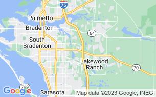 Map of Pleasant Lake RV Resort