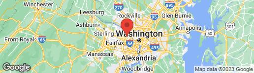 Map of 6635 LANGDON COURT MCLEAN, VA 22101
