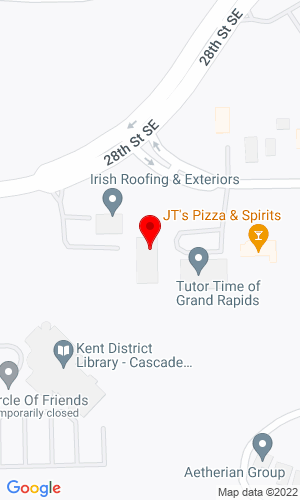 Google Map of Guarantee System 6660 28th Street, (optional), Grand Rapids, MI, 49546