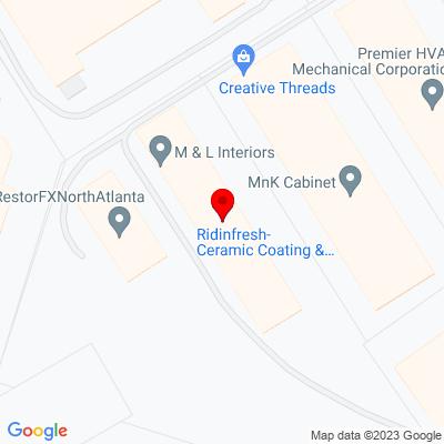 Google Map of 6689 Peachtree Industrial Blvd Unit N Norcross, GA 30092 U.S.A