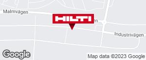 Hilti-butik Kiruna