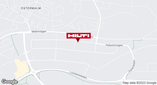 Hilti-butik Umeå