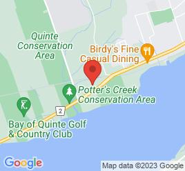 Google Map of 670+Dundas+Street+West%2CBelleville%2COntario+K8N+4Z2