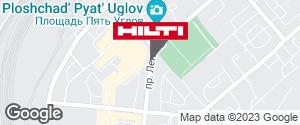 Региональный представитель Hilti в г. Мурманск