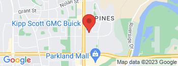 Google Map of 6801+-+50+Ave%2CRed+Deer%2CAlberta+T4N+4E2