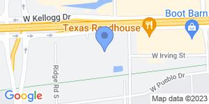 6815 W Kellogg Dr, Wichita, KS 67209