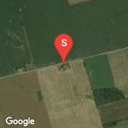 Satellite Map of 684 PARIS PLAINS CHURCH Road, Brant County, Ontario