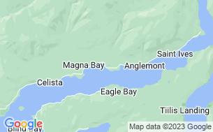 Map of Magna Bay Resort