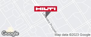 Региональный представитель Hilti в г. Норильск