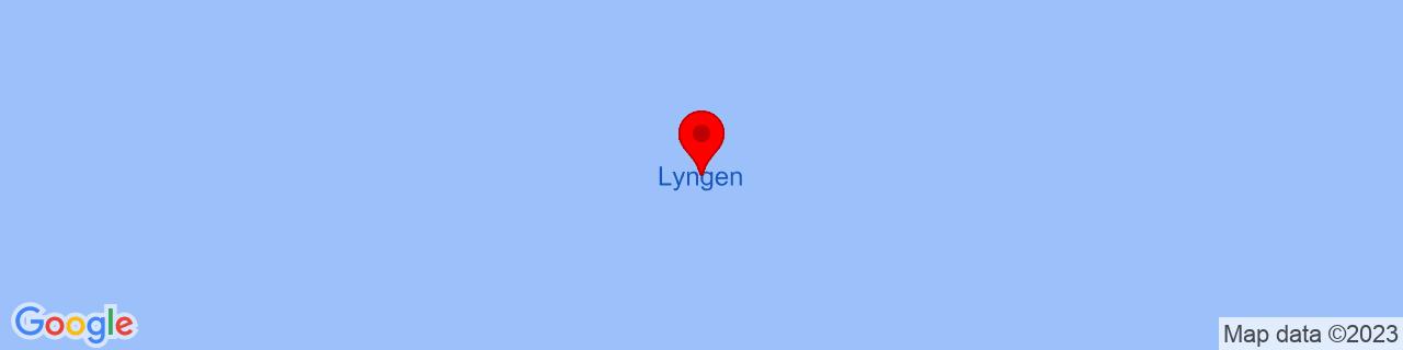 Google Map of 69.71028319999999, 20.36140009999997