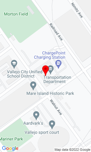 Google Map of Quantos Auctions 690 Walnut Ave Ste 120, Vallejo, CA, 94592