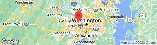 Map of 6900 FLEETWOOD ROAD 414M MCLEAN, VA 22101