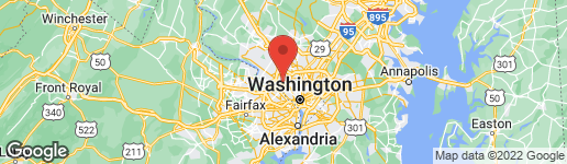 Map of 6900 MILLWOOD ROAD BETHESDA, MD 20817