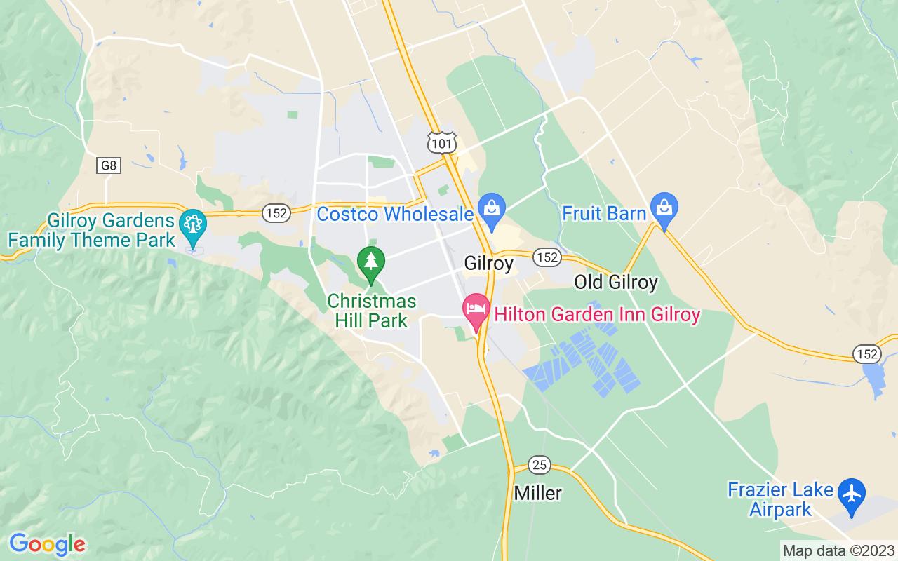 Dealership Map