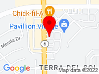 Google Map of 6905 South Highway 6