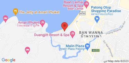 Directions to Shree Gangour Phuket