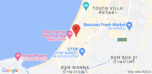 Directions to Euro Thai Restaurant