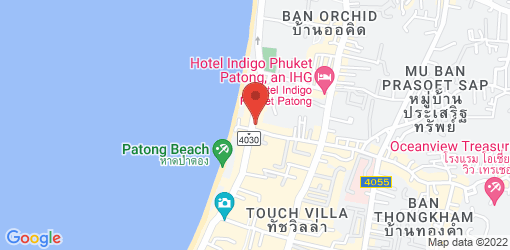 Directions to Tantra Patong Indian Restaurant