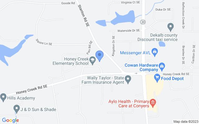 700 Honey Creek Rd SE, Conyers, GA 30094, USA