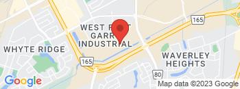 Google Map of 700-1717+Waverley+Street%2CWinnipeg%2CManitoba+R3T+6A9