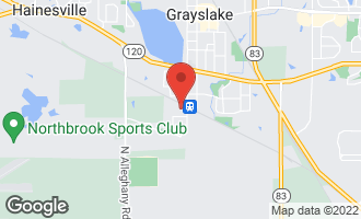 Map of 700 South Lake Street GRAYSLAKE, IL 60030