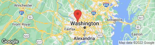 Map of 7000 BUXTON TERRACE BETHESDA, MD 20817