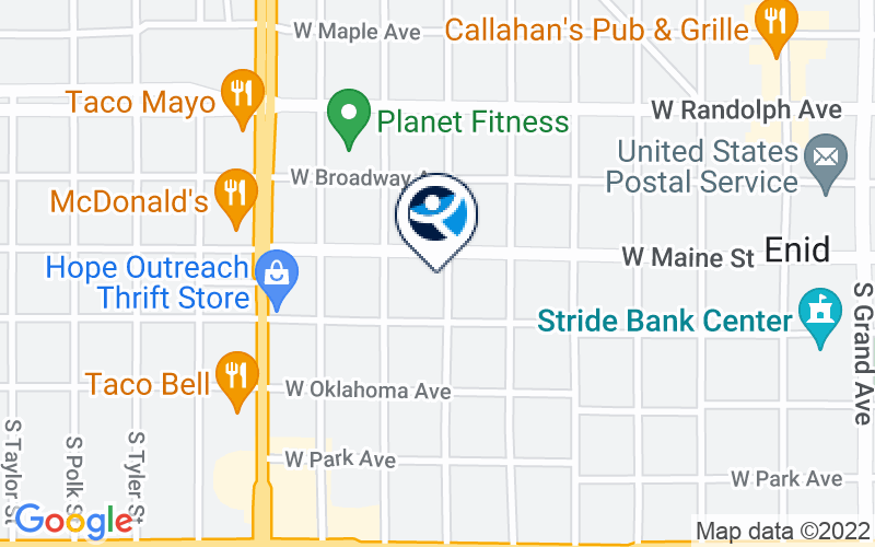 Van's House Location and Directions