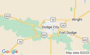 Map of Fort Dodge RV Resort