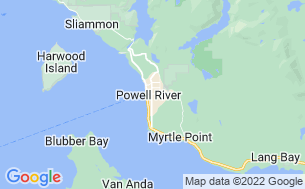 Map of Haywire Bay Regional Park & Campground