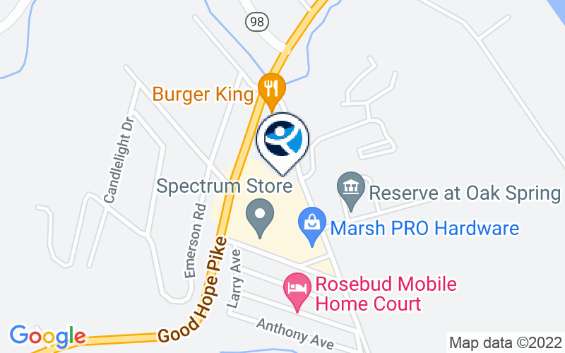 Clarksburg Comprehensive Treatment Center Location and Directions