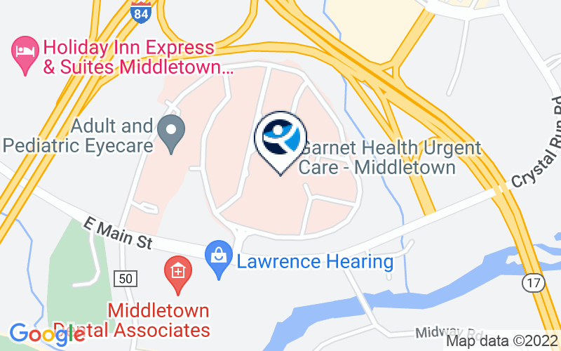 Orange Regional Medical Center - Inpatient Location and Directions