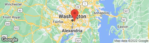 Map of 708 A STREET NE WASHINGTON, DC 20002