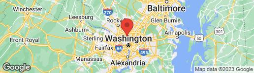 Map of 7080 OREGON AVENUE NW WASHINGTON, DC 20015