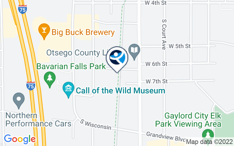 Michigan Therapeutic Consultants - Gaylord Location and Directions