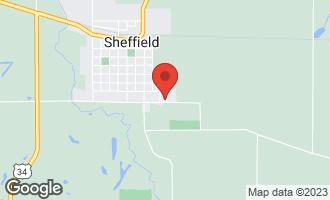 Map of 713 School Street SHEFFIELD, IL 61361