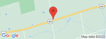 Google Map of 713003+1+Line+East+Mono%2COrangeville%2COntario+L9W+5S9