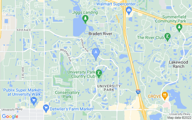 7131 Prestwick Ct University Park Florida 34201 locatior map