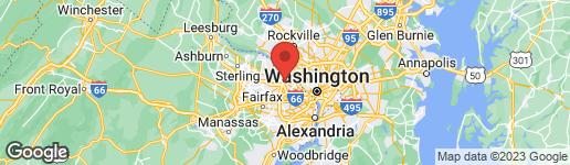 Map of 7196 GREYSON WOODS LANE MCLEAN, VA 22101