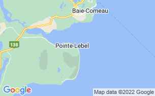 Map of Camping De La Mer