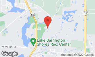 Map of 72 Bexley Court NORTH BARRINGTON, IL 60010