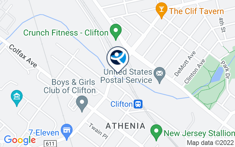 A Anxiety and Depression Associates Location and Directions