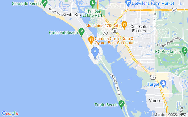 7247 Turnstone Rd Sarasota Florida 34242 locatior map