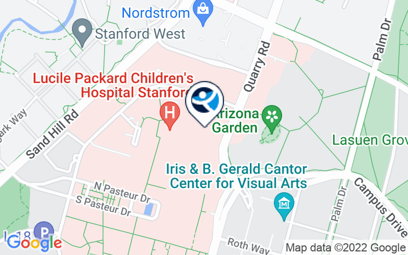Lucile Packard Childrens Hospital Location and Directions