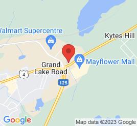 Google Map of 725+Grand+Lake+Road%2CSydney%2CNova+Scotia+B1P+5T3