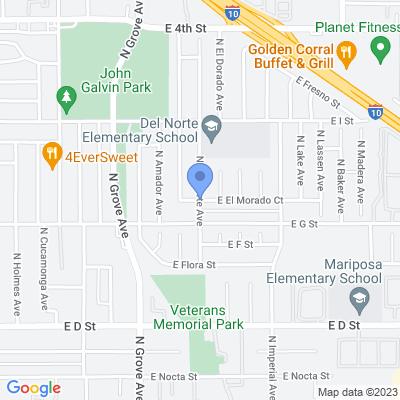 726-898 N Del Norte Ave, Ontario, CA 91764, USA