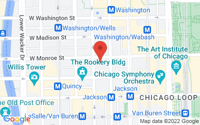 Map of Business address