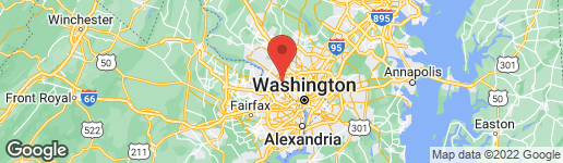 Map of 7309 BARRA DRIVE BETHESDA, MD 20817