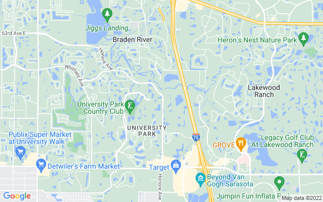 7336 Saint Georges Way University Park Florida 34201 locatior map
