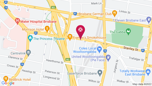 Map of Event Location